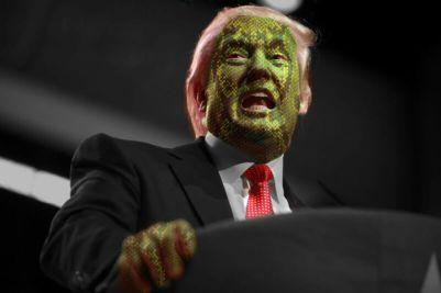 lizard-donald-trump